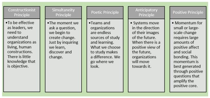 Appreciative Inquiry Principles
